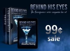 Behind His Eyes Box Set by Aleatha Romig