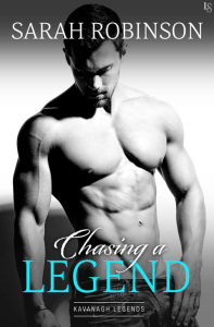 Chasing A Legend by Sarah Robinson….Release Day Blitz & Review