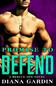 Promise to Defend by Diana Gardin…Release Day Event