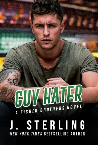 Guy Hater by J. Sterling…Blog Tour & Review