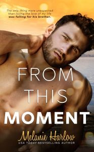 From This Moment by Melanie Harlow….Release Day Event