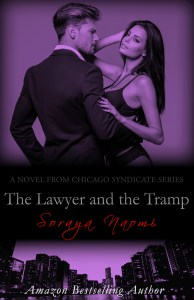 The Lawyer and the Tramp by Soraya Naomi….Release Day Blitz & Review