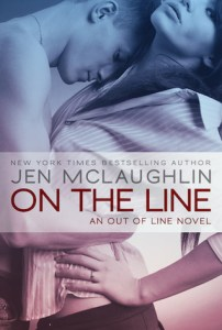 On The Line by Jen McLaughlin…Release Day Event and Review