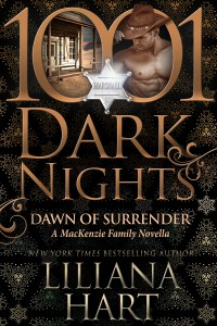 Dawn of Surrender by Liliana Hart…Release Day Event