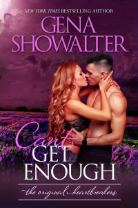 Can't Get Enough by Gena Showalter…Release Day Event
