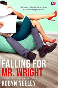 Falling For Mr. Wright by Robyn Neeley…ARC Review