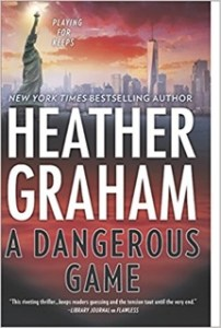 A Dangerous Game by Heather Graham…Excerpt Tour Stop