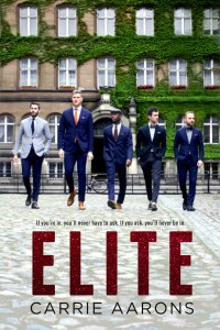 Elite by Carrie Aarons…Release Day Blitz & Review