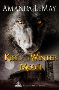 Kiss of the Winter Moon by Amanda LeMay…ARC Review
