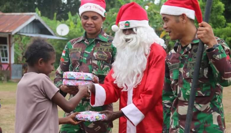Santa Claus TNI