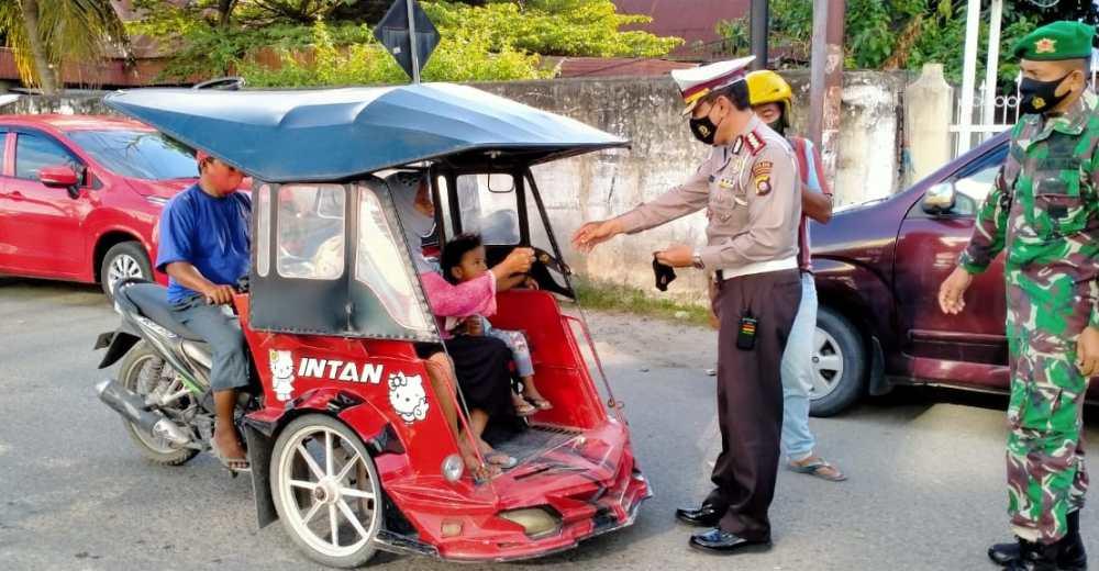 Pasien di Gorontalo