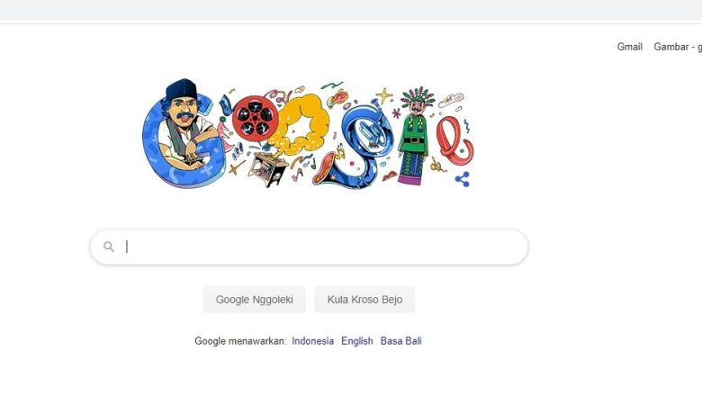 Benyamin Sueb di Google
