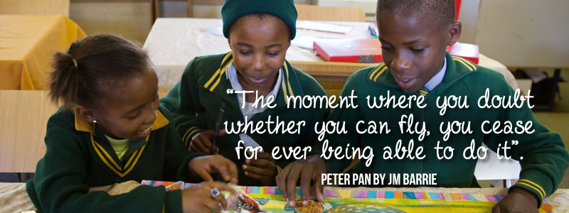 LITERACY IN SOUTH AFRICAN SCHOOLS