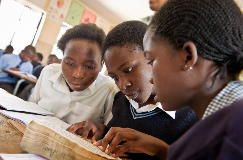 Lighting the Way to a Brighter Tomorrow: International Literacy Day