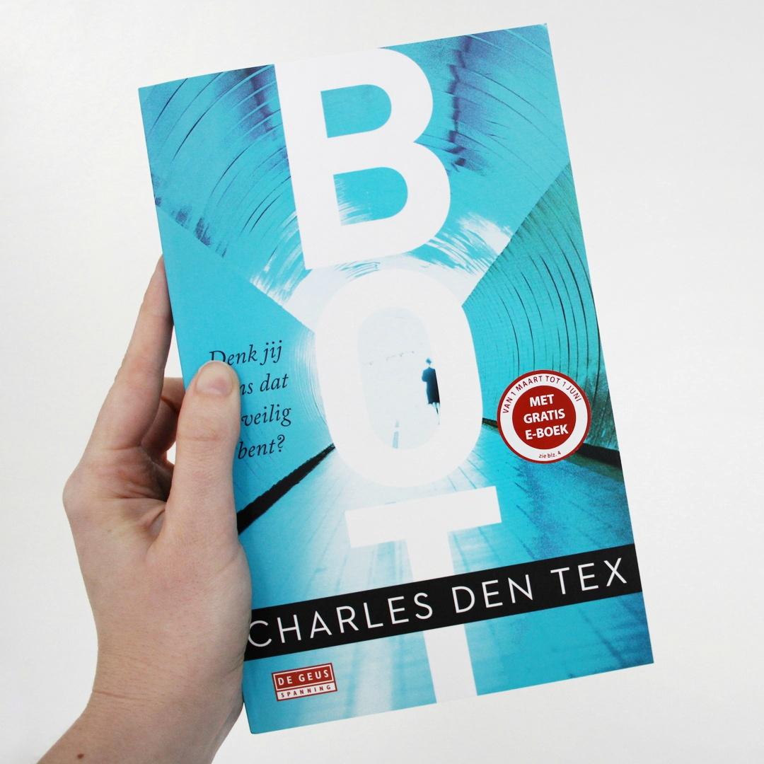 Boekrecensie: Charles den Tex - Bot