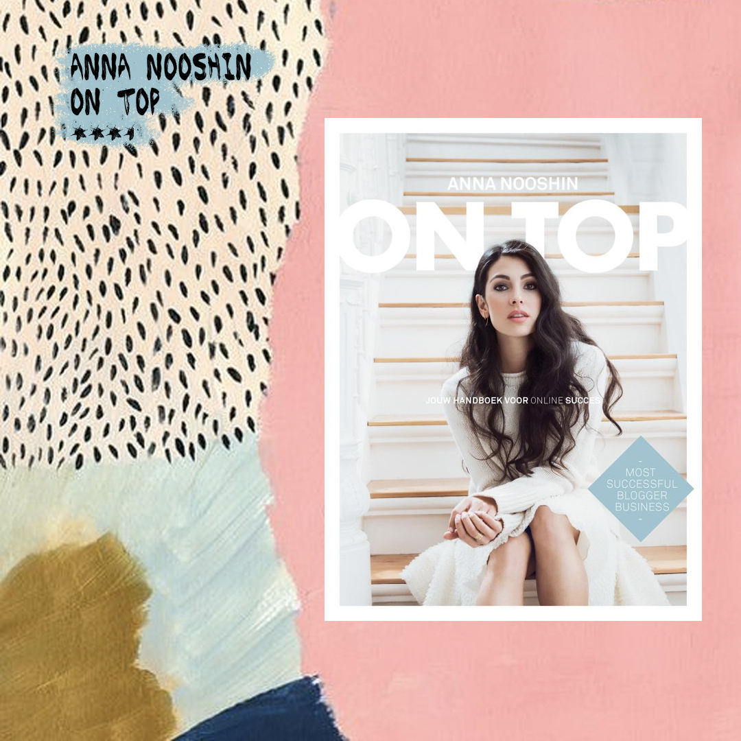 Boekrecensie: Anna Nooshin - On top