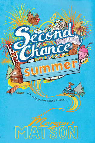 Second Chance Summer – Morgan Matson