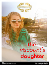 Guest review of The Viscount's Daughter by Caitlyn Duffy (Treadwell Academy book 3)