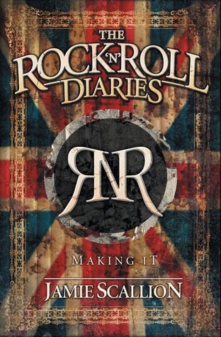 Guest Post: The Writing Process by Jamie Scallion – author of The Rock 'n' Roll Diaries