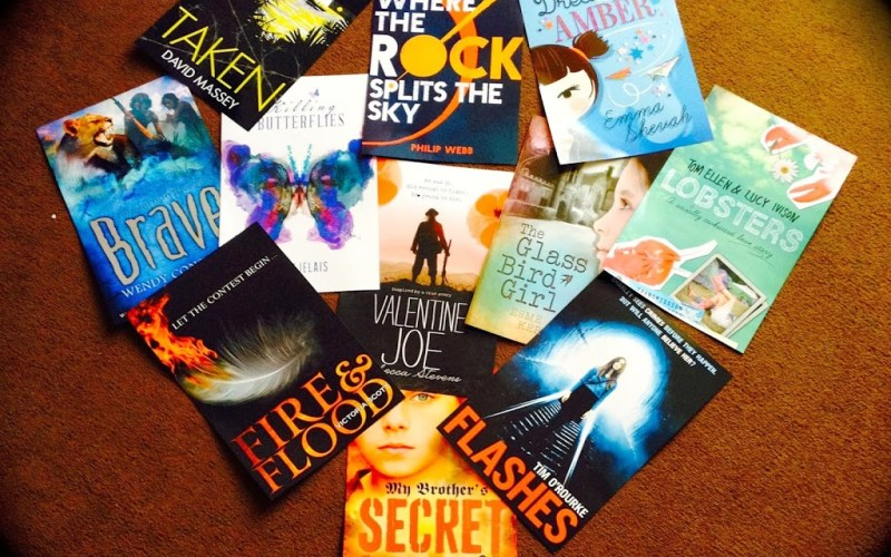 Chicken House tease – Books from January to June 2014