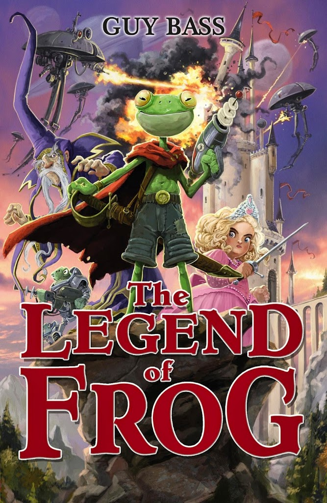 The Legend of Frog – Guy Bass