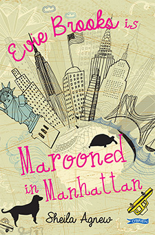 Evie Brooks is Marooned in Manhattan – Sheila Agnew