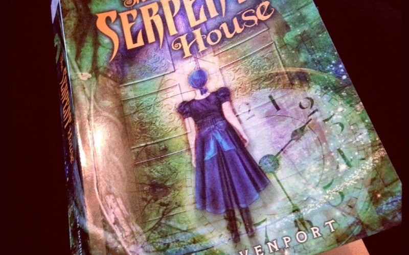 The Serpent House – Bea Davenport