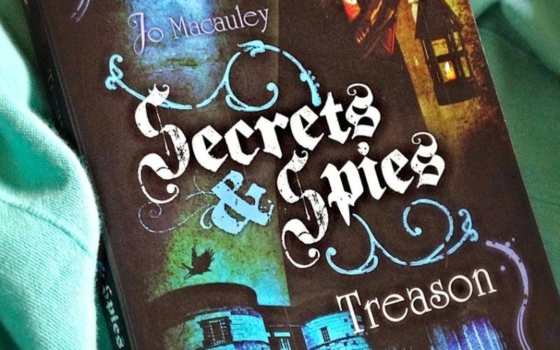 Treason (Secrets & Spies #1) – Jo Macauley