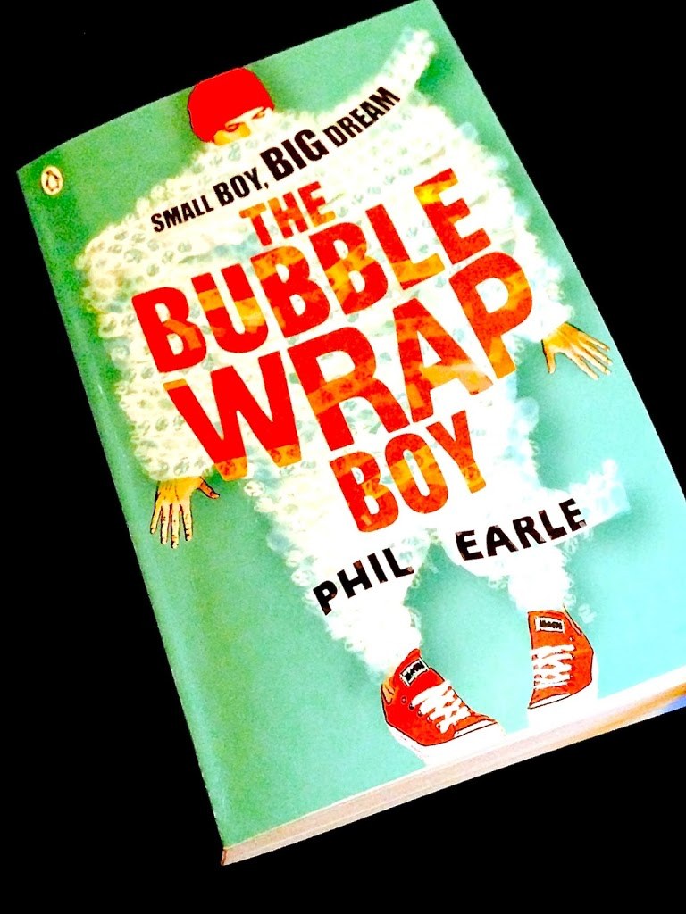 The Bubble Wrap Boy – Phil Earle