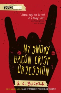 My Smoky Bacon Crisp Obsession – JA Buckle