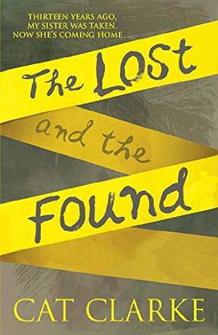 The Lost and The Found – Cat Clarke