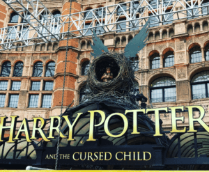 Harry Potter and the Cursed Child at the Palace Theatre