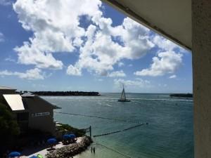 Boat Clouds