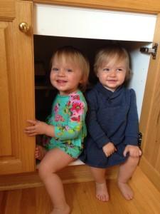 Christi's twins