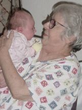 MIL and granddaughter