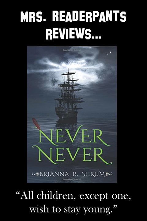Why do Peter Pan and Captain Hook hate each other so much? Find out in this retelling of Peter Pan, this time from Captain Hook's point of view...