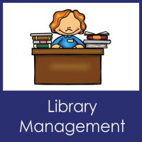 Library Management--Grade 3-6