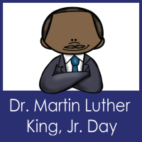 Martin Luther King Jr Day--MS English