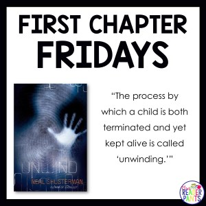 First Chapter Fridays