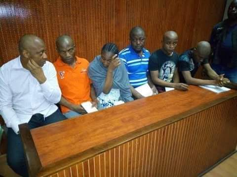 FB IMG 1597784519286 Notorious kidnapper, Evans, sentenced to death by Lagos High Court