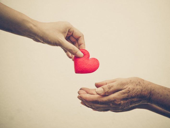 how to be a more compassionate person
