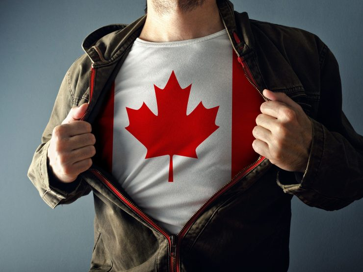 Image result for a canadian