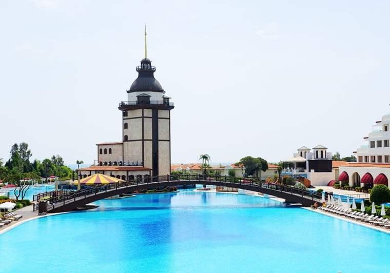 Mardan Palace Hotel in Turkey
