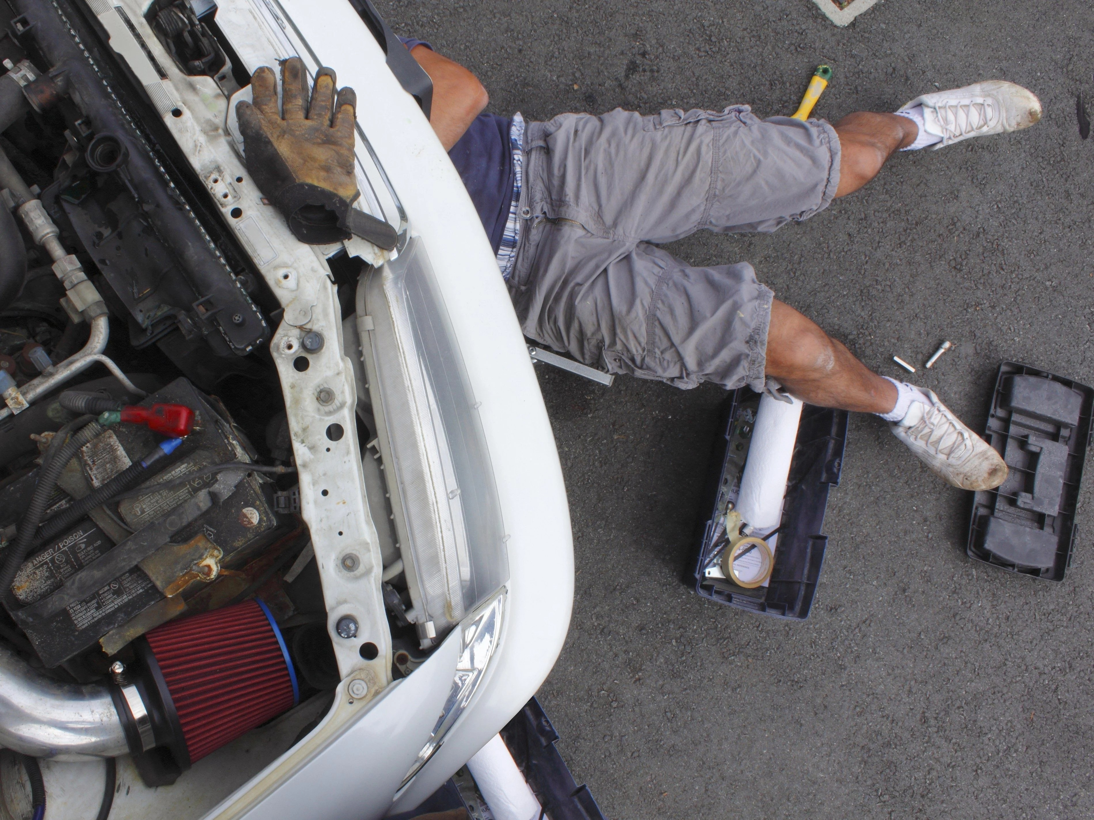 7 Easy Car Maintenance Jobs Your Can Do Yourself