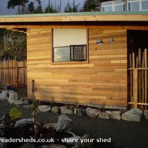 Eco-Shed - James Glave