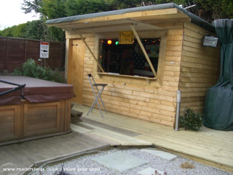 Lilis Bar PubEntertainment From Back Garden Owned By