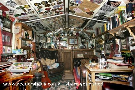 Brad's Tavern - Mrs Milly Bradley