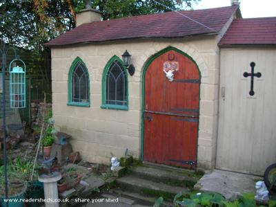 Rosies Church - Derek Rose