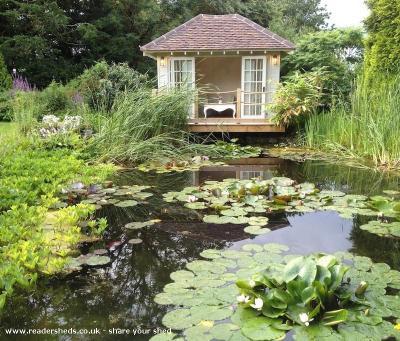 Brocktonmere Lodge - Hugh Clark