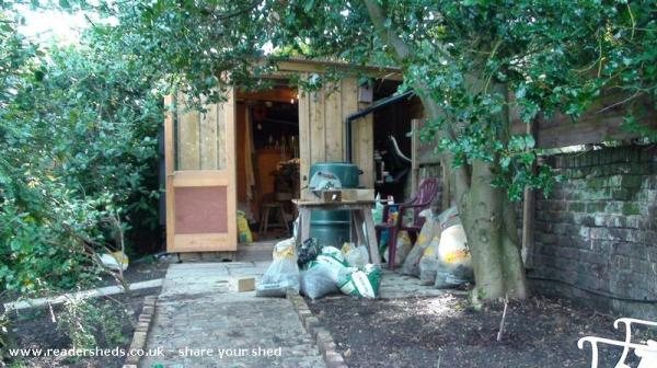 My Shed - Devil's Elbow!! - Richard Northmore